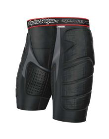 Troy Lee Designs Shock Doctor BP7605 Shorts Black