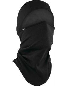 Zan Convertible Balaclava Mask Black