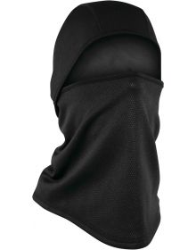 Zan Windproof Convertible Balaclava Mask Black