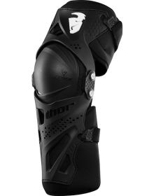 Thor Knee Guard Force XP Black