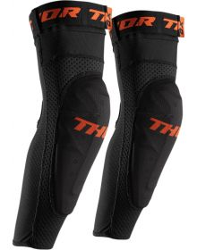 Thor Comp XP Elbow Pads Black Adults