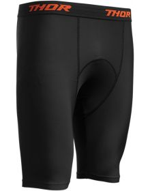 Thor 2020 Comp Short Pads Black