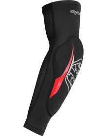 Troy Lee Designs Raid Elbow Guards Black