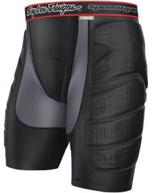 Troy Lee Designs LPS7605 Padded Shorts Youth Black