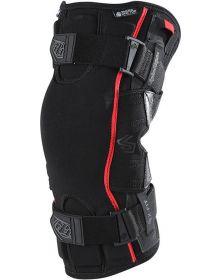 Troy Lee Designs 2019.1 6400 Knee Brace Black