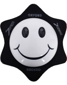 Oxford Smiler Knee Slider White