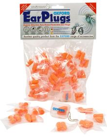 Oxford Ear Plugs Medium Protection Ear Plugs 30 Pairs/Pack