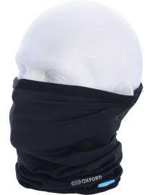 Oxford Neck Tube Coolmax Black