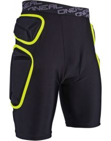 O'Neal 2021 Trail Pro Ride Shorts Black/Lime