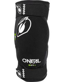 O'Neal 2022 Dirt Knee Guard Black