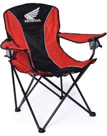 Factory Effex Honda Camping Chair Black/Red