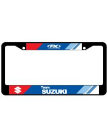 Factory Effex License Plate Suzuki