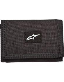Alpinestars Friction Trifold Wallet Black