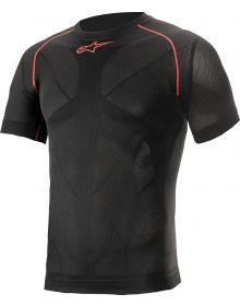 Alpinestars Ride Tech V2 T-Shirt Black/Red