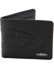 FMF Debossed Bi-Fold Wallet Black