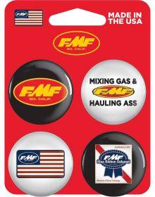 FMF Fast Button Set Assorted