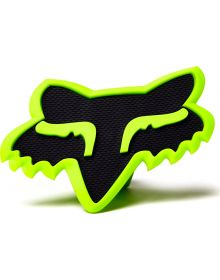 Fox Racing Trailer Hitch Cover Black/Green