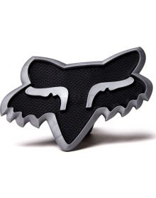 Fox Racing Trailer Hitch Cover Black/Charcoal