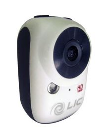 Liquid Image EGO Sports 12mp Camera HD Video Wi-Fi Enabled White