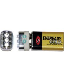 Brite-Lites! LED Emergency Flashlight 2-pack