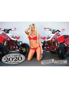 Moto365 2020 Calendar ATV Girls