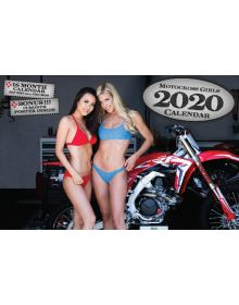 Moto365 2020 Calendar MX Girls