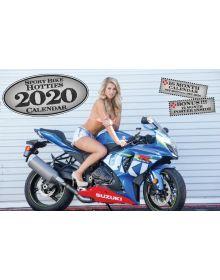 Moto365 2020 Calendar Sportbike Hotties