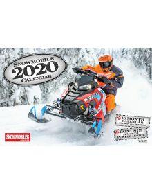 Moto365 2020 Calendar Snow