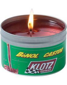 Klotz Candle BeNol Caster Oil Scent