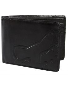 Fox Racing Core Wallet Black