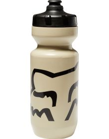 Fox Racing Purist Fox Head Water Bottle Khaki