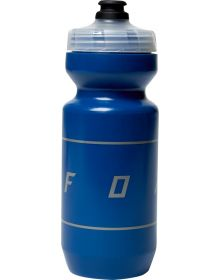 Fox Racing Moth 22oz Purist Water Bottle Midnight