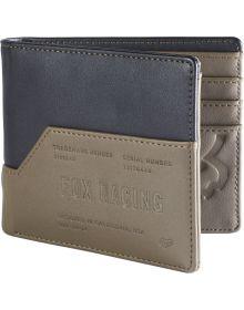 Fox Racing Corner Wallet Black