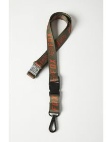 Fox Racing Apex Lanyard Olive Green