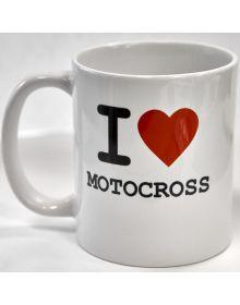 Coffee Cup I Love Motocross