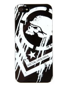 Metal Mulisha Chevron Iphone5 Cover Black