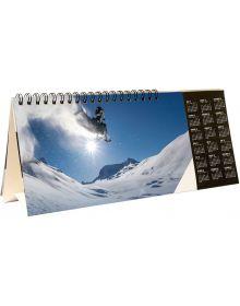 509 2020 18-Month Desktop Calendar