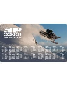 509 2021 18-Month Magnet Calendar
