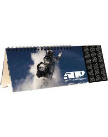 509 2021 18-Month Desktop Calendar