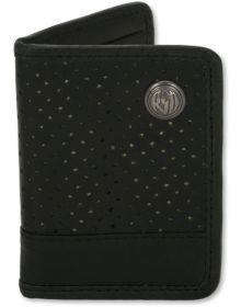 Roland Sands Slam Billfold Wallet Black