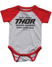 Thor Goods Supermini Romper Red