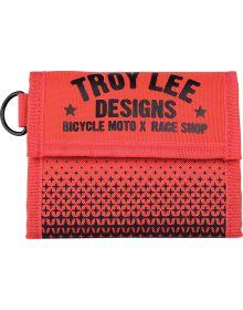 Troy Lee Designs Starburst Wallet Orange/Black