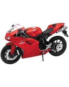 New Ray Toys Ducati 1198 Replica Bike Red