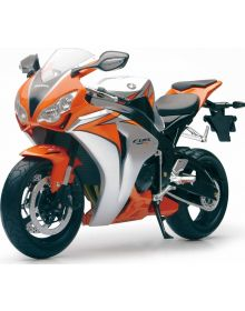 New Ray Toys CBR1000 1:6 Replica Bike Orange