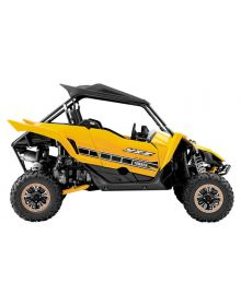 New Ray Yamaha YXZ1000 Toy Replica Yellow