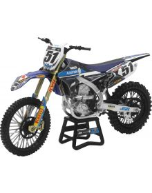 New Ray Yamaha YF450F Toy Replica Barcia Blue