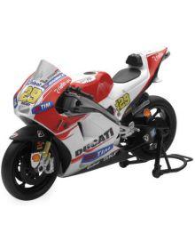 New Ray Toys Ducati Lannone 1:12 Replica Bike
