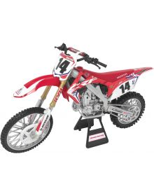 New Ray Toys Honda Cole Seely Replica Bike 1:6 Sca