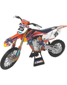 New Ray Toys KTM Marvin Musquin Red Bull Replica B