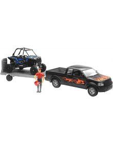 New Ray RZR XP-1000 W/Truck 1:18 Scale Toy Replica